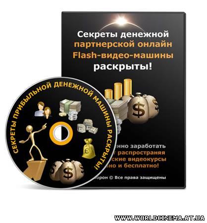 Реальный заработок в интернете на партнёрках [2010, WEBRip, RUS]